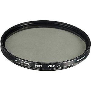 Filtro 52mm Polarizador Circular Hoya 52mm HRT CIR-PL UV