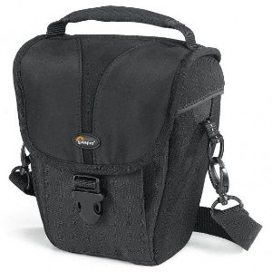 Bolsa Lowepro Rezo TLZ 20 LP34590 para câmeras Canon EOS T5 / T5i, Nikon D3100 / D3200 e outras