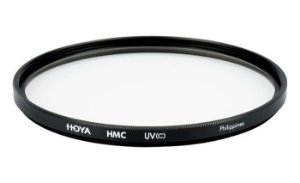 Filtro 58mm UV (C) Hoya HMC Multicoated Slim Frame