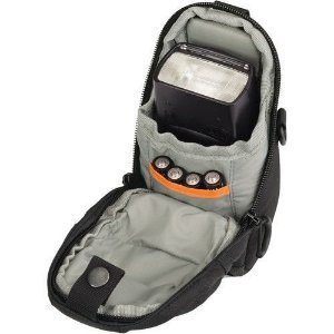 Bolsa para Flash Lowepro S&F Quick Flex 55 AW LP36276