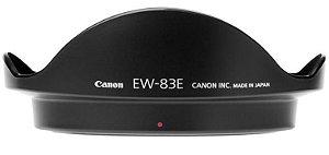 Parasol Canon EW-83E para Lente Canon EF-S 10–22mm f/3.5–4.5 USM / EF 17–40mm f/4L USM