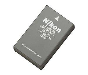 Bateria Nikon EN-EL9a para câmera Nikon D40 / D60 / D3000 / D5000