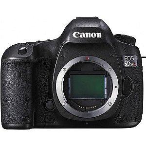 Câmera Canon EOS 5DS R Apenas o Corpo