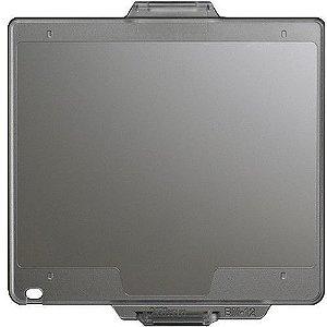 Capa protetora Nikon BM-7 LCD Monitor Cover para câmera Nikon D80
