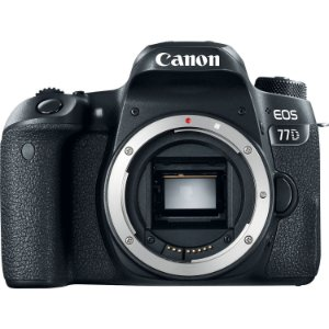 Câmera Canon EOS 77D Apenas o Corpo