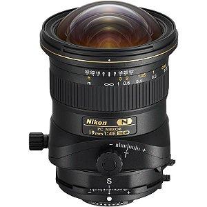 Lente Nikon PC NIKKOR 19mm f/4E ED