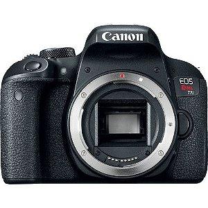 Câmera Canon EOS T7i Apenas o Corpo