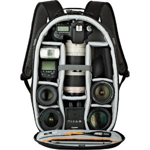 Mochila Lowepro Photo Classic Series BP 300 AW LP36975