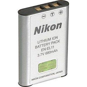 Bateria Nikon EN-EL11 para Nikon COOLPIX S550, S560