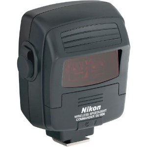 Unidade de Comando Speedlight Sem Fio Nikon SU-800 wireless speedlight commander