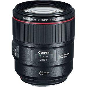 Lente Canon EF 85mm f/1.4L IS USM