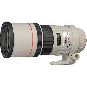 Lente Canon EF 300mm f/4L IS USM