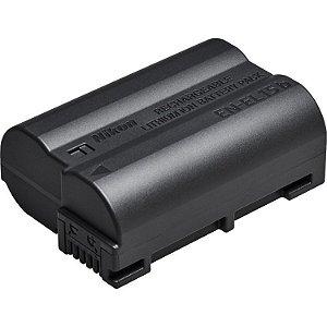Bateria Nikon EN-EL15b para câmera Nikon Z6 / Z7 / D850 / D7200 / D7500 / D500 / D750 / D610 / D810
