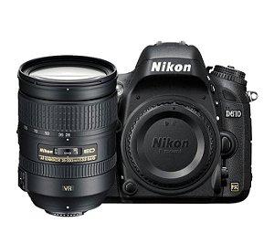 Câmera Nikon D610 Kit com Lente Nikon AF-S NIKKOR 28-300mm f/3.5-5.6G ED VR