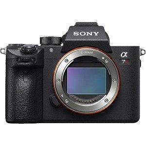 Câmera Sony Alpha a7R III Mirrorless Corpo