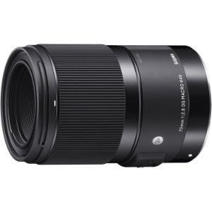 Lente Sigma 70mm f/2.8 DG Macro Art para câmeras Canon EOS