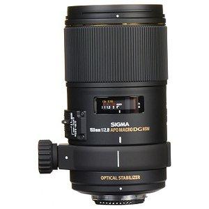 Lente Sigma APO Macro 150mm f/2.8 EX DG OS HSM para câmeras Nikon