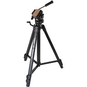 Tripé Velbon Videomate 638 para vídeo filmagem