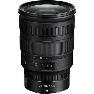 Lente Nikon NIKKOR Z 24-70mm f/2.8 S