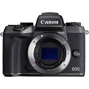 Câmera Canon EOS M5 Mirrorless Corpo