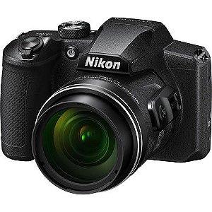 Câmera Nikon COOLPIX B600 zoom ótico de 60x NIKKOR com Wi-Fi, Full HD video
