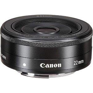 Lente Canon EF-M 22mm f/2 STM
