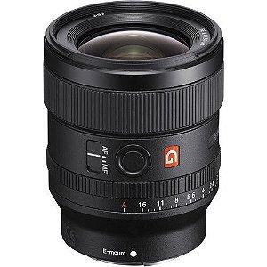 Lente Sony FE 24mm f/1.4 GM