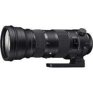 Lente Sigma 150-600mm f/5-6.3 DG OS HSM Sports para câmeras Nikon