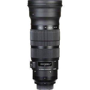 Lente Sigma 120-300mm f/2.8 DG OS HSM Sports para câmeras Nikon