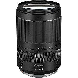 Lente Canon RF 24-240mm f/4-6.3 IS USM