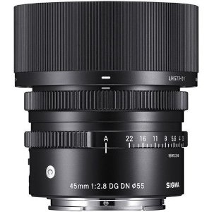 Lente Sigma 45mm f/2.8 DG DN Contemporary para câmeras Sony E