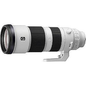 Lente Sony FE 200-600mm f/5.6-6.3 G OSS