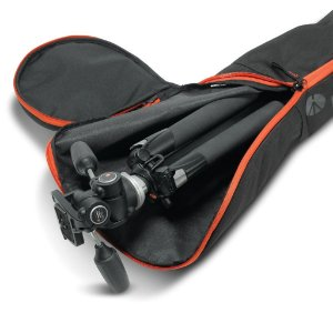 Bolsa Manfrotto MBAG80PN para tripé até 80cm acolchoada