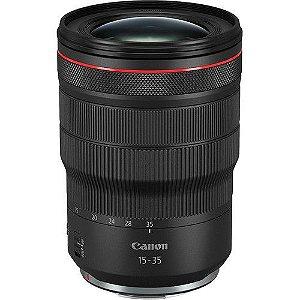Lente Canon RF 15-35mm f/2.8L IS USM