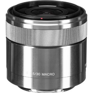 Lente Sony E 30mm f/3.5 Macro