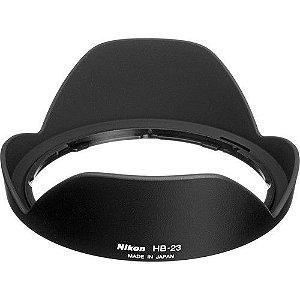Parasol Nikon HB-23 para Lentes Nikon AF-S 16-35mm / AF-S 10-24mm / AF-S 17-35mm