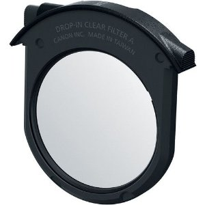 Filtro Canon Drop-In Clear Filter A