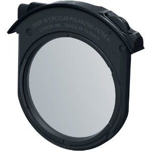 Filtro Canon Drop-In Circular Polarizing Filter A