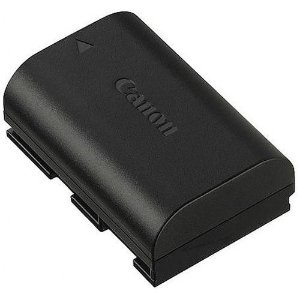 Bateria Canon LP-E6N para câmeras Canon EOS 5D / 6D / 7D / 60D / 70D / 80D