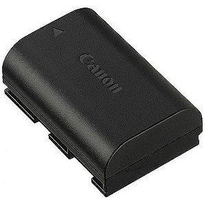 Bateria recarregável Canon LP-E6N para câmeras Canon EOS 60D / 70D / EOS 7D / 6D / 5D Mark IV