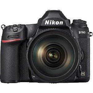 Câmera Nikon D780 Kit com Lente Nikon AF-S NIKKOR 24-120mm f/4G ED VR