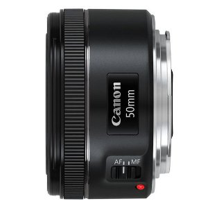 Lente Canon EF 50mm f/1.8 STM Lente perfeita para retratos com fundos desfocados