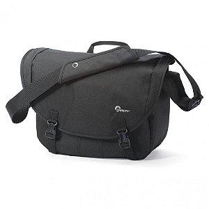 Bolsa Lowepro Passport Messenger LP36655 para câmera, lente, tablet e acessórios