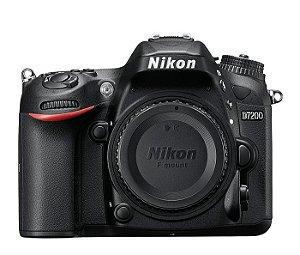 Câmera Nikon D7200 Apenas o Corpo