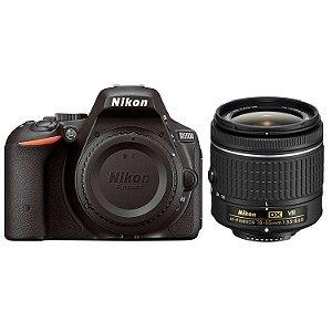 Câmera Nikon D5500 Kit Lente Nikon AF-P 18-55mm f/3.5-5.6G VR