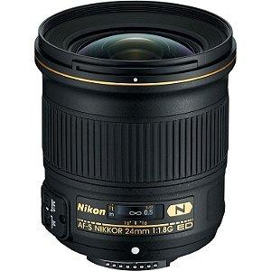 Lente Nikon AF-S NIKKOR 24mm f/1.8G ED