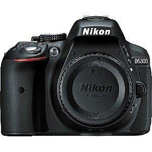 Câmera Nikon D5300 Apenas o Corpo