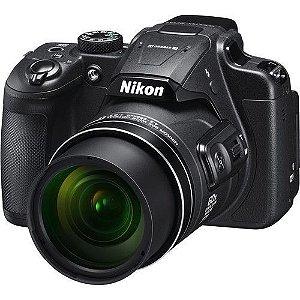 Câmera Nikon COOLPIX B700 zoom ótico de 60x NIKKOR com Wi-Fi, NFC e Bluetooth®