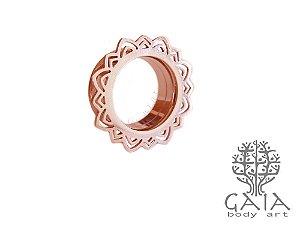 Alargador Aztec Ouro Rosa