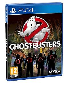 Ghostbusters PS4  MÍDIA FÍSICA